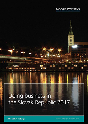 Doing Business in the Slovak Republic 2017