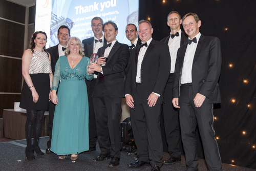Moore Stephens London Insurance sector team wins consultancy of the year award