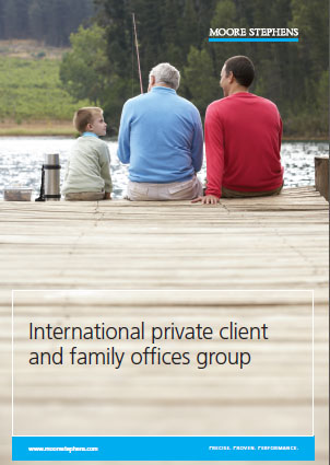 Moore Stephens International private client and family offices