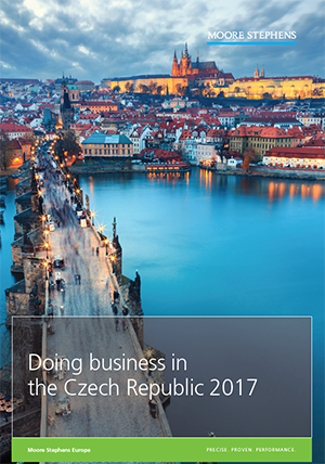 Doing business in the Czech Republic 2016 Moore Stephens International Limited