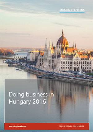 Doing Business in Hungary 2016